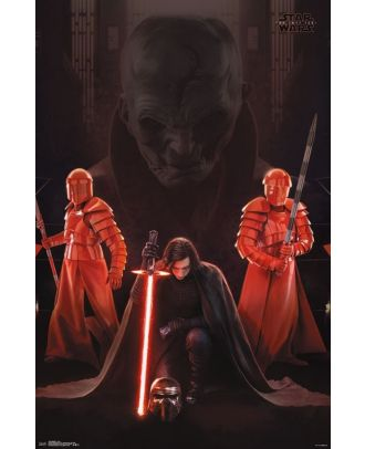 Star Wars: The Last Jedi - Serve 22.375'' x 34'' Poster