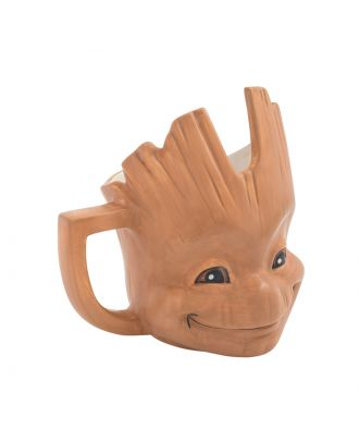 Guardians of the Galaxy Little Groot 20 oz. Sculpted Ceramic Mug