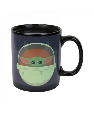 Star Wars Baby Yoda Heat Changing Mug Hot