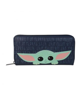 Star Wars Baby Yoda (The Child) Large Purse Front