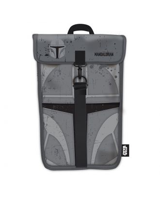 Star Wars The Mandalorian Backpack Front