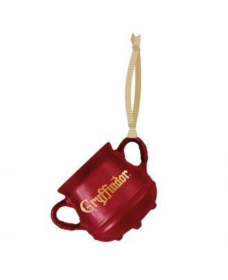 Harry Potter Gryffindor Cauldron Holiday Ornament