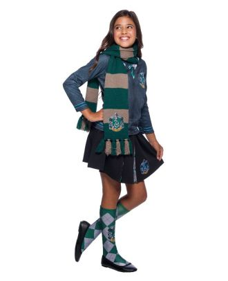 Rubie's Harry Potter Slytherin Deluxe Scarf