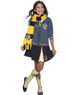 Rubie's Harry Potter Hufflepuff Deluxe Scarf