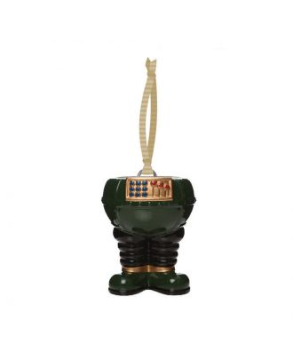 Wallace and Gromit - Wrong Trousers Holiday Ornament