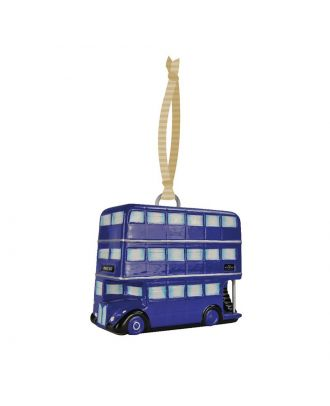 Harry Potter Knight Bus Holiday Ornament