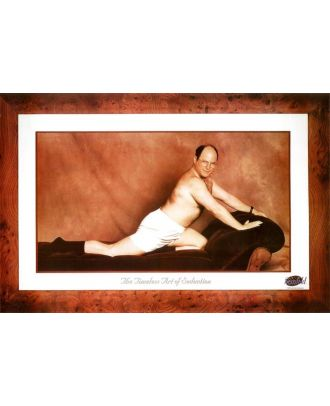 Seinfeld George Timeless Art of Seduction 24x36 Poster