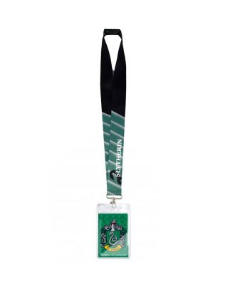 Harry Potter Deluxe Slytherin Lanyard
