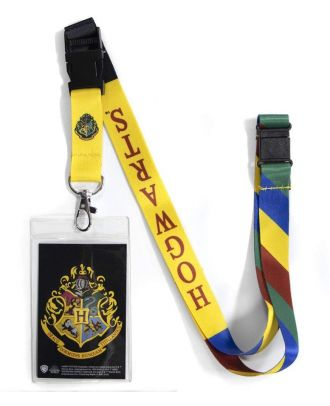 Harry Potter Gryffindor Lanyard With ID Holder