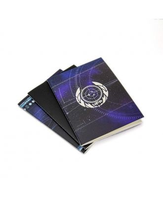 Star Trek: Discovery Softcover Journals - Set of 3