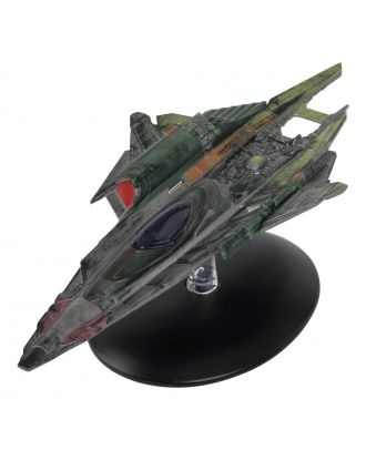 Star Trek Picard Romulan Bird-of-Prey Diecast Ship