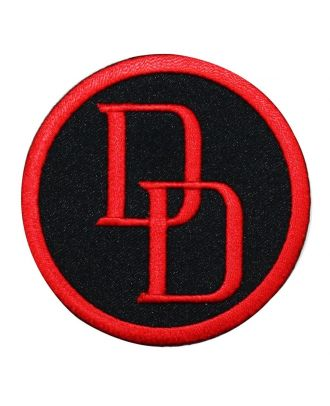 Daredevil Logo Iron-On Patch