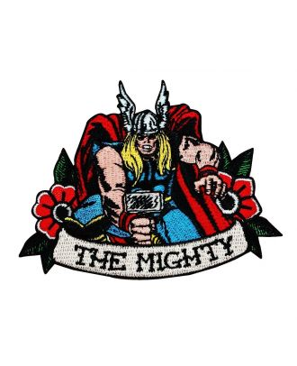 Thor The Mighty Iron-On Patch
