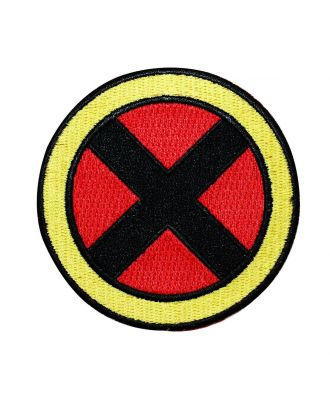X-Men Logo Iron-On Patch