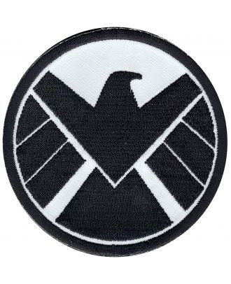 S.H.I.E.L.D Logo Iron-On Patch