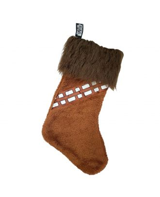 Star Wars Chewbacca Bandolier Christmas Stocking