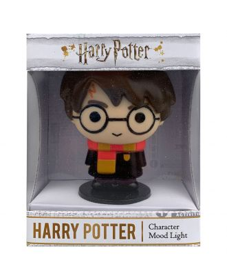 Harry Kawaii Harry Potter Molded Mood Light on Stand Front