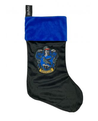 Harry Potter Ravenclaw Crest Christmas Stocking