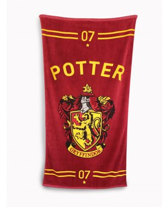 Harry Potter Quidditch 29x59 Beach Towel