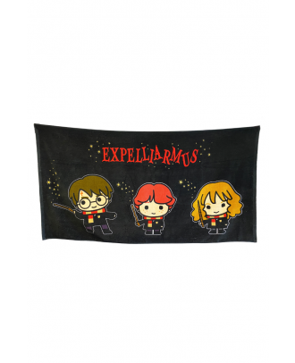 Harry Potter Kawaii 29x59 Beach Towel