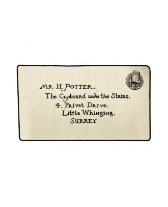 Harry Potter Letter Of Acceptance Indoor Mat