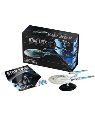 Star Trek USS. Enterprise NCC-1701-E Collector's XL Edition