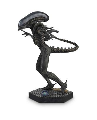 Alien Xenomorph Metallic Resin Figure