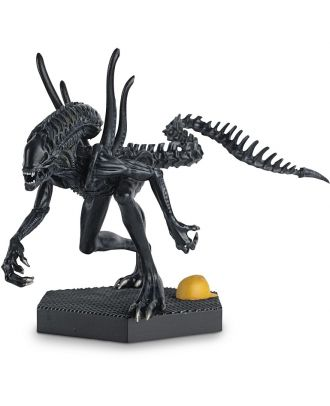 Alien Power Plant Xenomorph (AvP: Requiem) Metallic Resin Figure