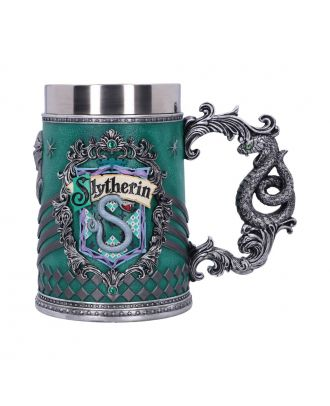 Harry Potter Slytherin Collectible Tankard