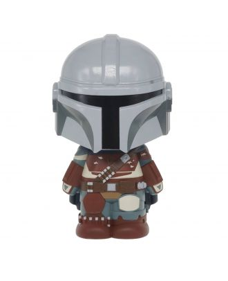 Star Wars The Mandalorian Coin Bank