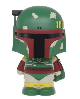Star Wars Boba Fett Coin Bank