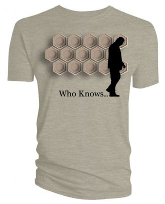 Doctor Who Who Knows..Tardis Adult T-Shirt