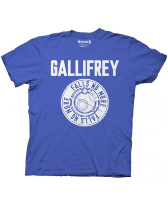 Doctor Who Gallifrey Falls No More Adult T-Shirt