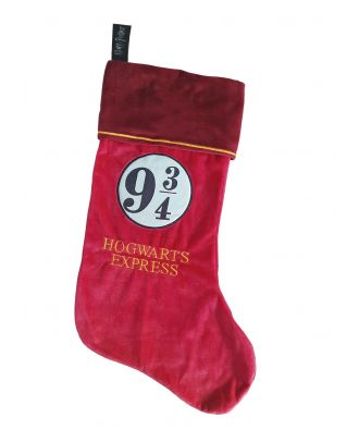 Harry Potter Hogwarts Express Christmas Stocking