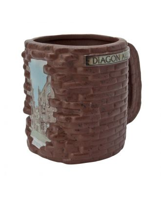 Harry Potter 3D - Diagon Alley Mug