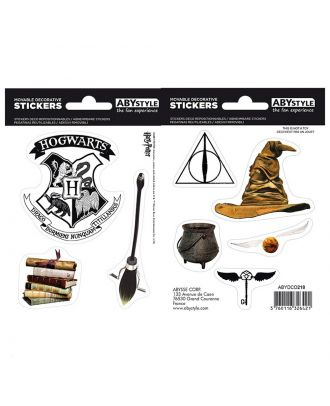 Harry Potter Magical Objects Sticker Set
