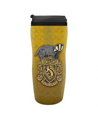 Harry Potter Hufflepuff Travel Mug