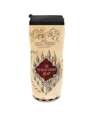 Harry Potter Marauder's Map Travel Mug