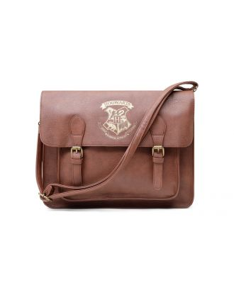 Harry Potter Hogwarts Satchel with Shoulder Strap