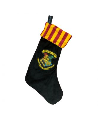 Harry Potter Hogwarts Crest Christmas Stocking