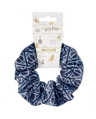 Harry Potter Deathly Hallows Scrunchie