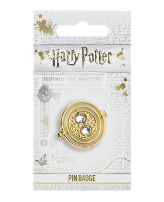 Harry Potter Fixed Time Turner Pin Badge