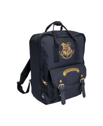 Harry Potter Premium Backpack - Black and Gold