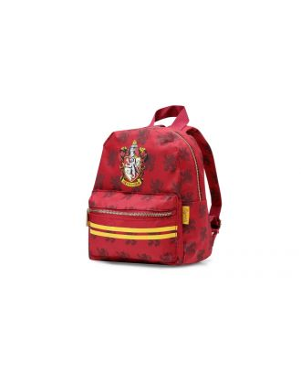 """Harry Potter Gryffindor Mini Backpack 9"""" Tall"""