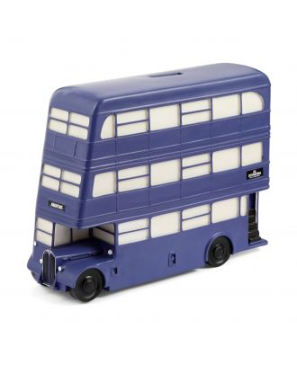 Harry Potter Knight Bus 3D Coin Bank