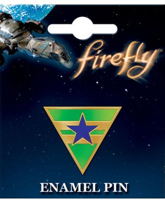 Firefly Independents Enamel Pin