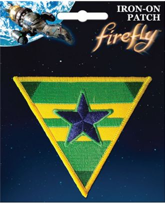 Firefly Independents Iron On Patch