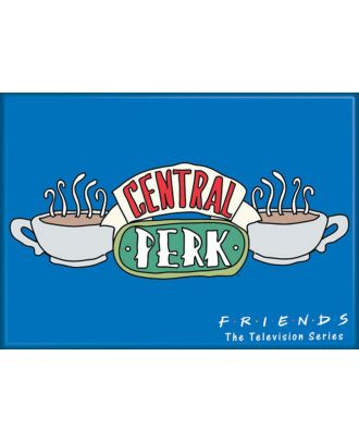 Friends Central Perk 3.5 x 2.5 inch Photo Magnet