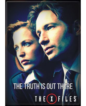 X-Files The Truth is Out There Photo Magnet