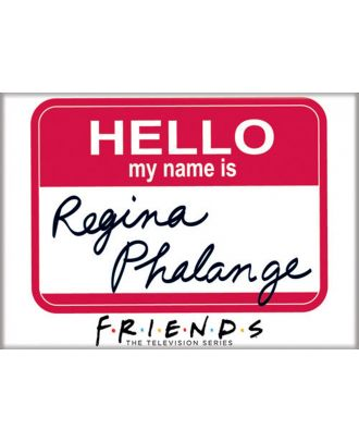 Friends Regina Phalange 3.5 x 2.5 inch Photo Magnet